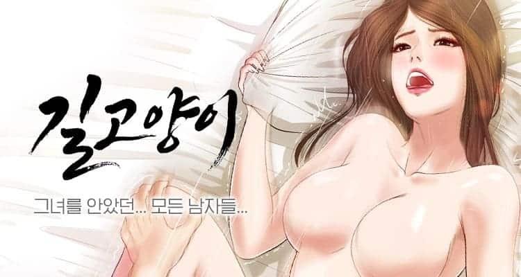 길고양이 성인 웹툰