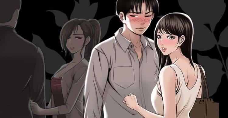 남의 아내 성인 웹툰 2
